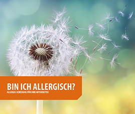 Allergie-Screening